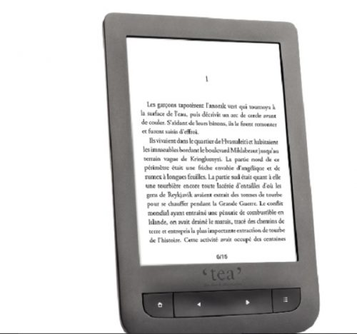 Tea eReaders Use Non-Adobe DRM on Pocketbook Hardware DRM e-Reading Hardware