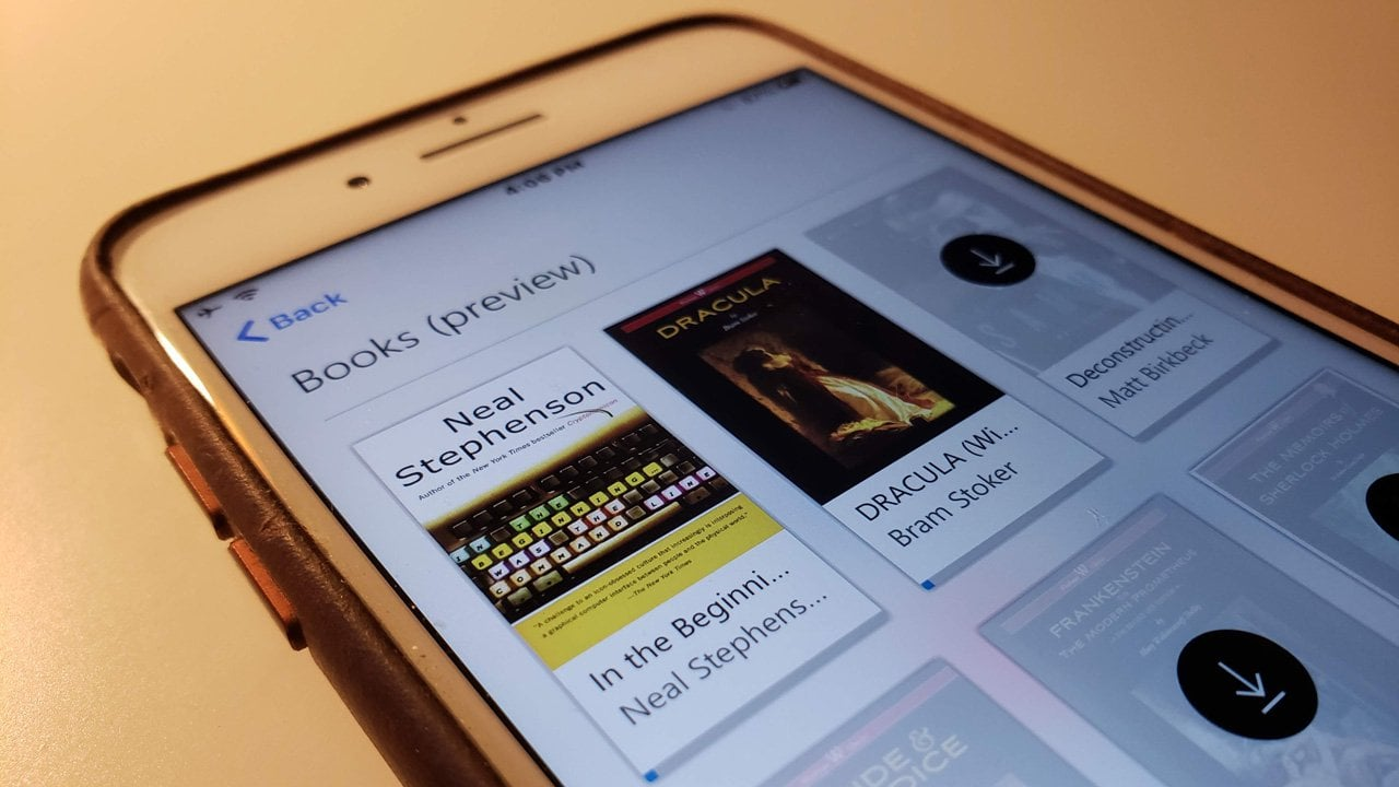 Microsoft Edge Browser for iPhone, iPad Now Supports eBooks