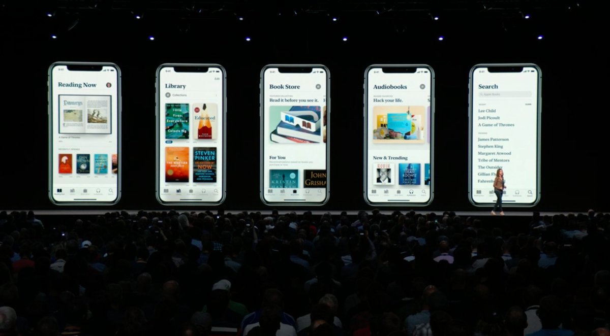 iBooks Renamed to Apple Books, Gains Reading Now Tab