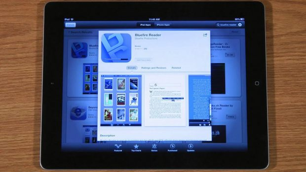 Bluefire Reader Has Been Retired e-Reading Software