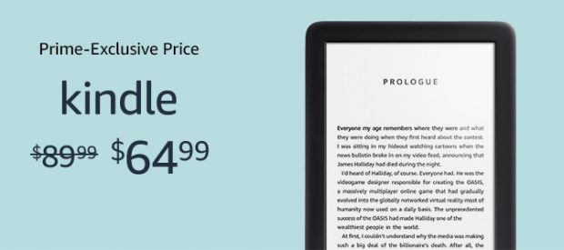 Kindle, Kindle Fires are On Sale This Week e-Reading Hardware Fire Kindle