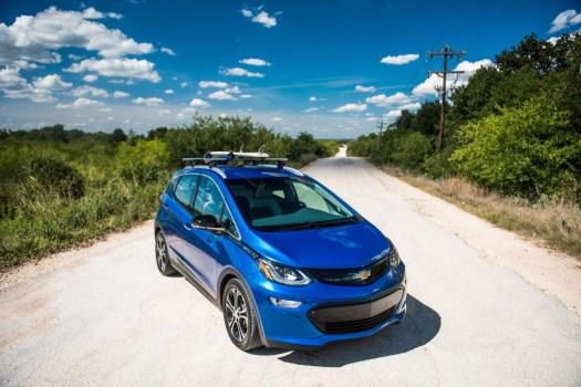 GM to Rent Bolt EV to Freelance Drivers Through Maven Gig