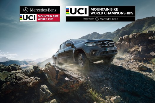 X-Class UCI Mountain Bike World Championships advertisement