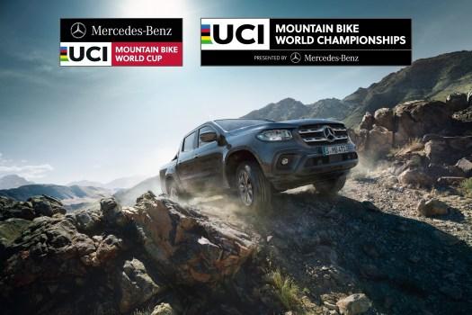 X-Class UCI Mountain Bike World Championships advertisement