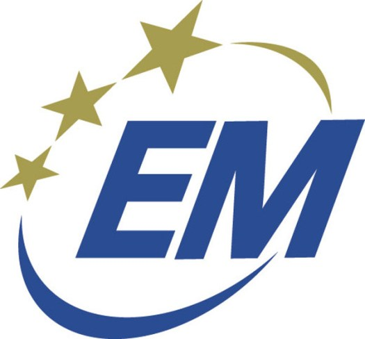 The post-2006 Emergency Management logo.