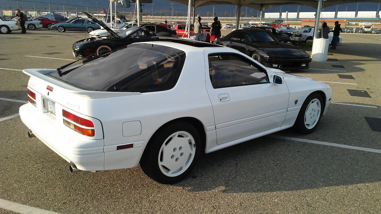 Limited Edition 1988 Mazda RX-7 Turbo 10th Anniversary For