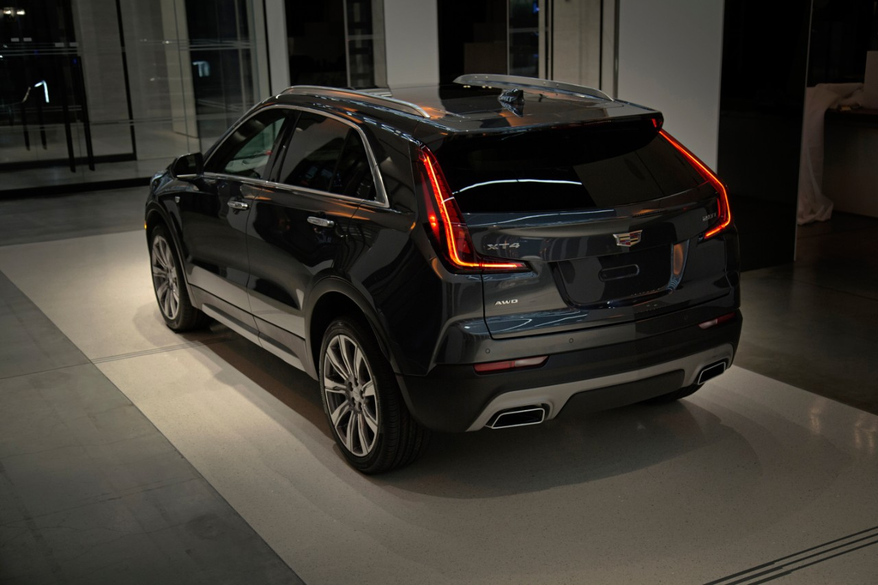 2019 Cadillac XT4 Unveiled At Cadillac House The Drive