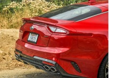 2019 Kia Stinger GT Rear Hatch