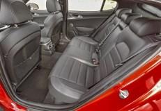 2019 Kia Stinger GT Rear Seats