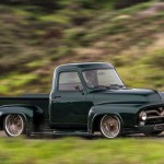 Classic Car Studio S 1953 Ford F100 Restomod Review The Fancy Truck Grandpa Never Had