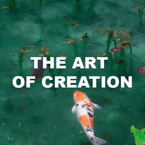The Art Of Creation
