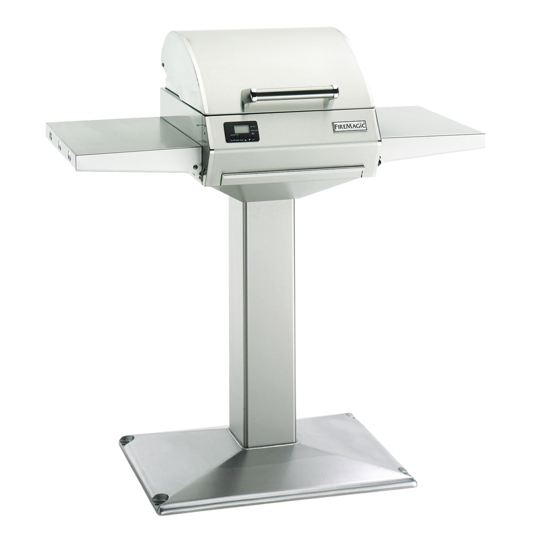 Fire Magic Electric E250s Pedestal Grill W Patio Base