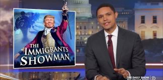 trevor noah immigration donald trump