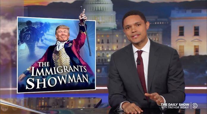 trevor noah immigration donald trump