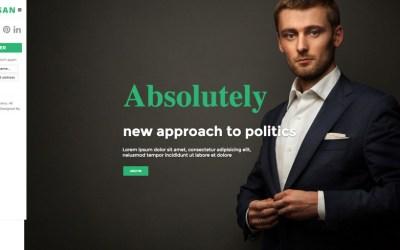 LT Resan – Premium Private Political Joomla Template – Free Joomla! template