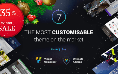 The7 4.2.0 — Responsive Multi-Purpose WordPress Theme