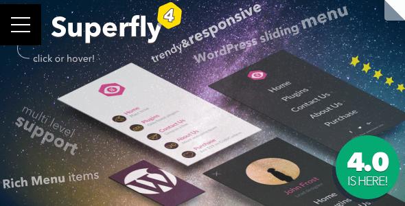 SUPERFLY 4.1.7 — RESPONSIVE WORDPRESS MENU PLUGIN