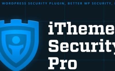 ITHEMES SECURITY PRO V2.2.8 – WORDPRESS SECURITY PLUGIN