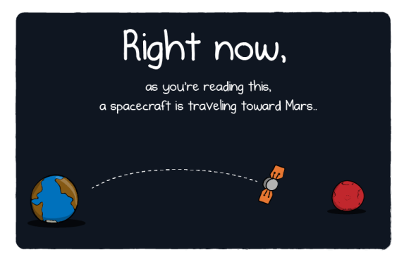 The Oatmeal explainer of the NASA InSight mission
