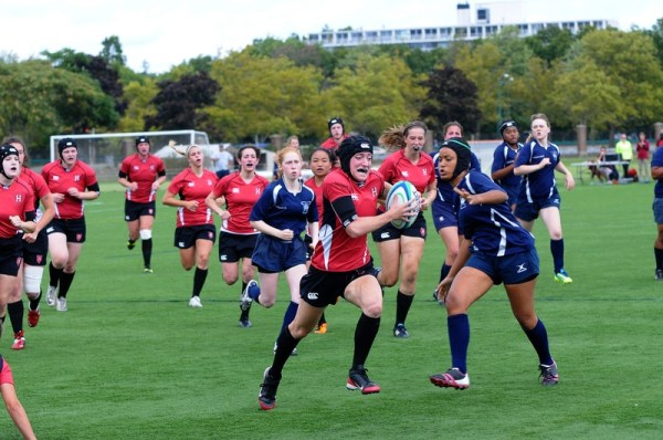 Women's Rugby Routs Yale 84-0 | Sports | The Harvard Crimson