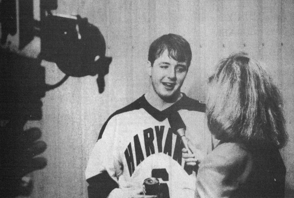 Harvard Hockey 1989: A Championship in Perspective ...