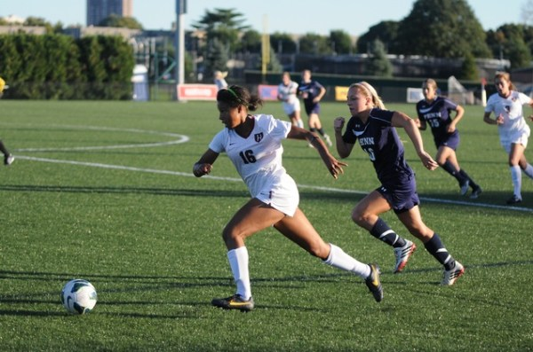 Women's Soccer Fights Yale to a Draw | Sports | The ...