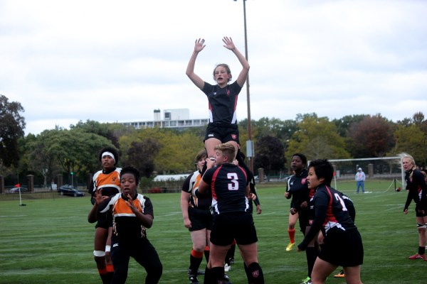 Women's Rugby Remembers Radcliffe Roots | Sports | The ...