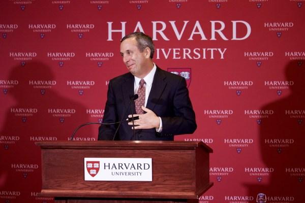 BACOW IS 29TH PRESIDENT | News | The Harvard Crimson