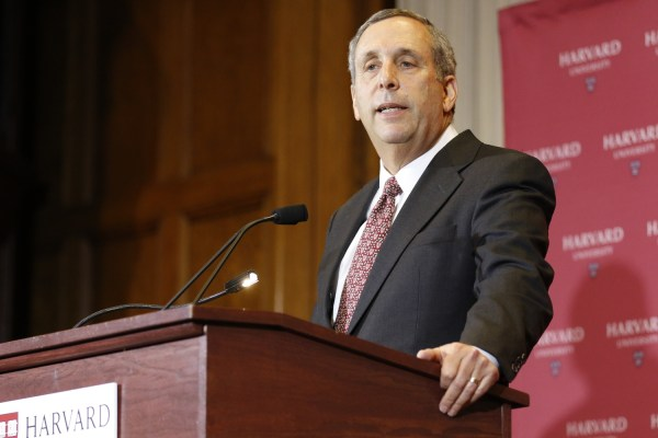 Bacow Steps Down From Corporate Boards | News | The ...