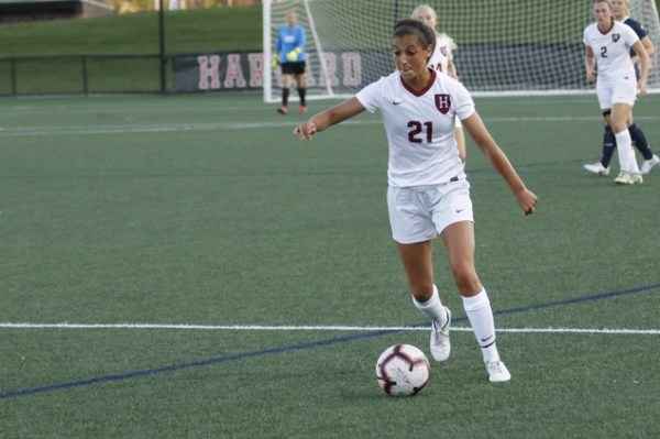 Women's Soccer Set to Clash with Yale as Both Sides Look ...