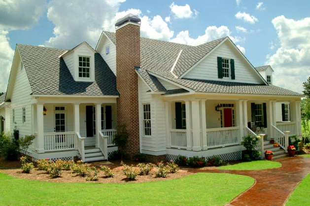 Southern Living House Plans   Farmhouse House Plans Farmhouse House Plans