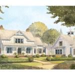 Modern Farmhouse Designs House Plans Southern Living House Plans