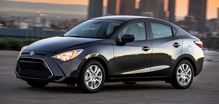 Toyota Yaris Berline 2016