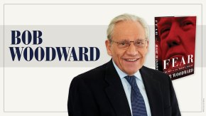 Bob Woodward at WMA Feb. 10