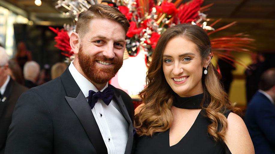 Kevin and Sara Hartley