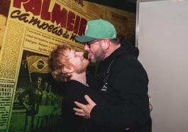 Guardaespaldas de Ed Sheeran