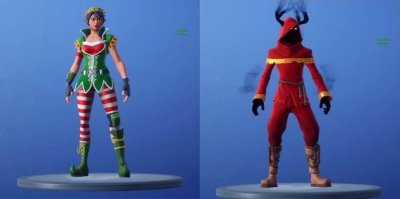 fortnite leaked skins 631 - skin gentil maraudeur fortnite png