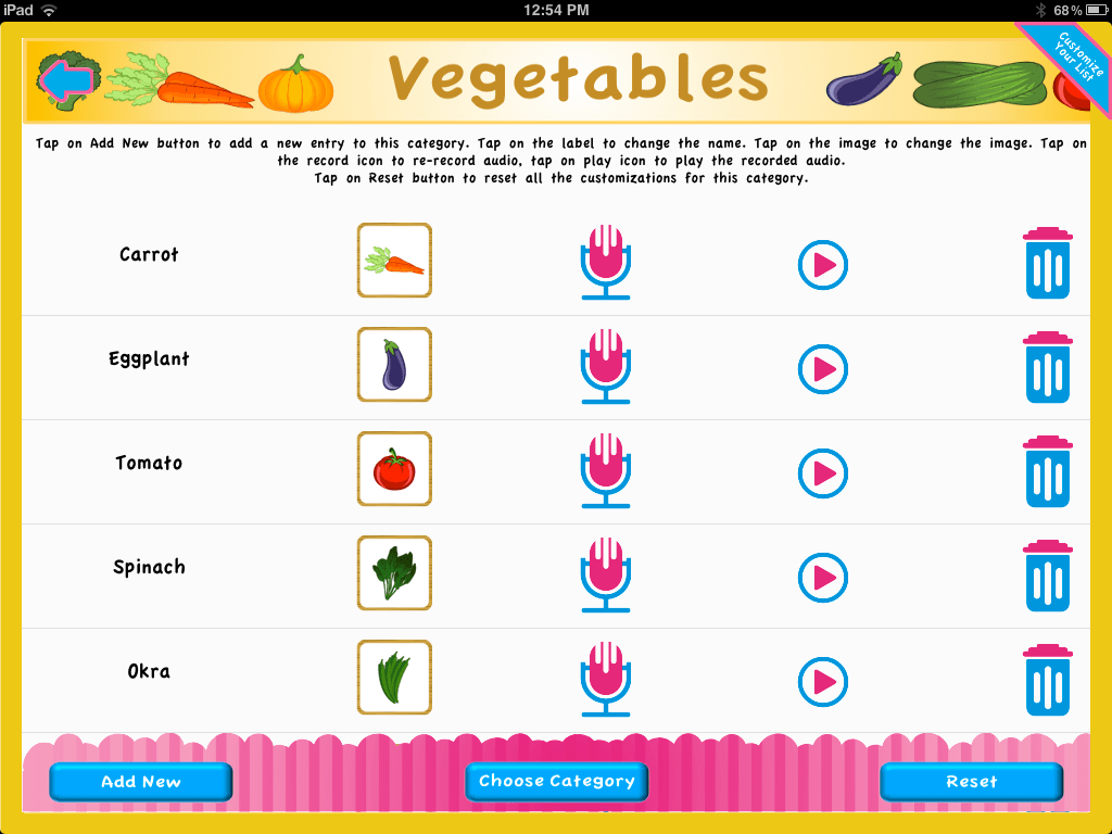 Activity Apps Preschool Assessment For Ipad And Iphone