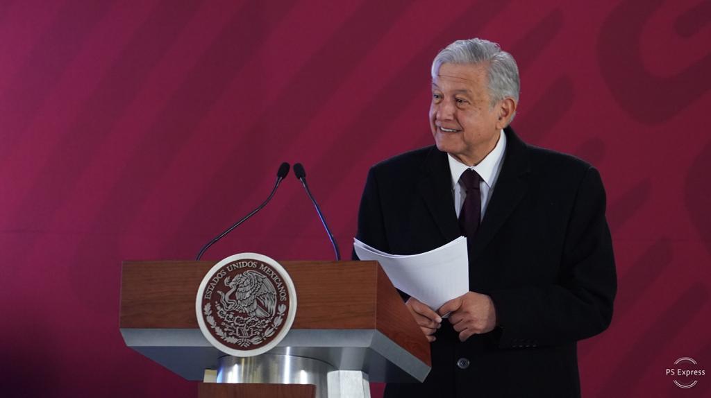 Foto: Equipo de Prensa de AMLO
