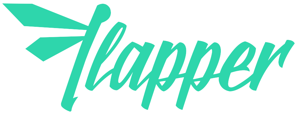Flapper-logo-works