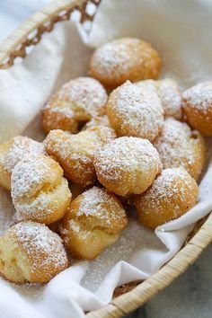 1000+ images about Easy Beignet Recipes on Pinterest | Beignets, Recipe and Homes