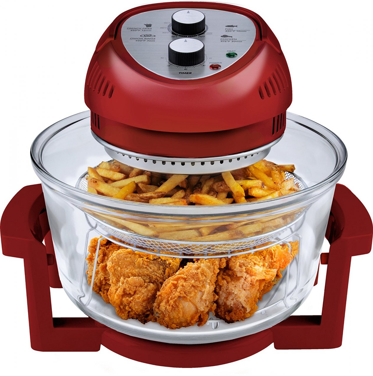 Big Boss 9063 Oil Less Air Fryer