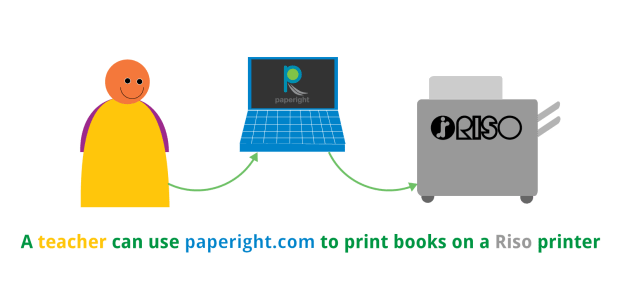 Paperight-and-Riso-empowers-schools-to-print-their-books