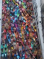 Lock and Paddle sees 300+ paddle craft fill the Peterborough Liftlock