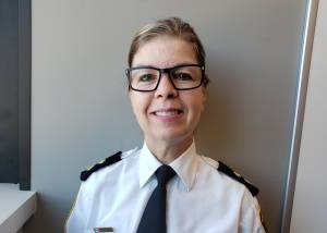 Inspector Lynne Buehler retires after 34 years with Peterborough Police