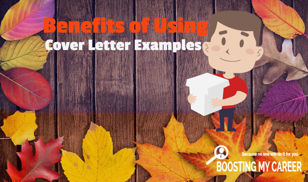 Benefits of using cover letter examples