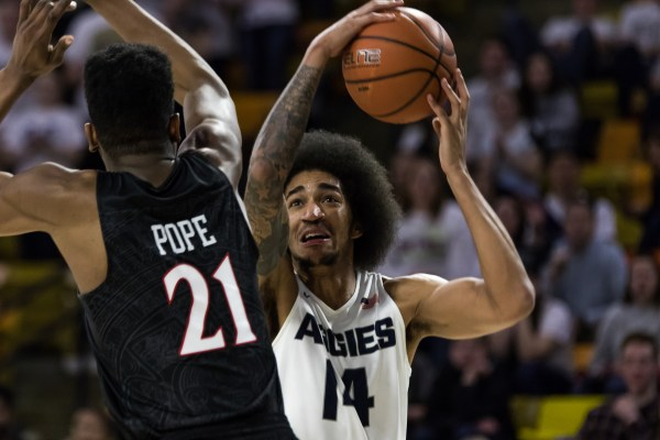 Utah State Loses Close One at Home to San Diego State, 66 ...