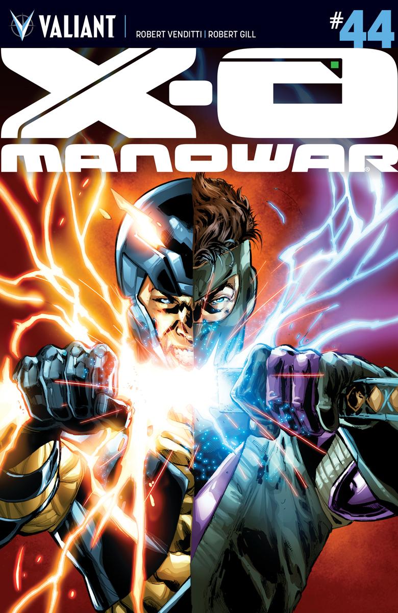 X-O Manowar cover by Phil Jimenez