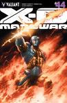 X-O Manowar cover by Stephen Segovia