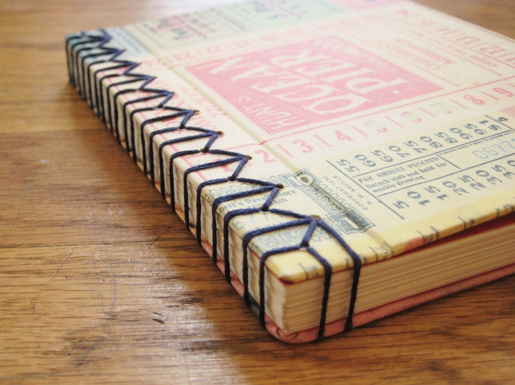Make Your Own Book Cover Craft ~ Making your own customized notebook girls glamour